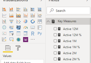 How to create a Measure Table in Power BI